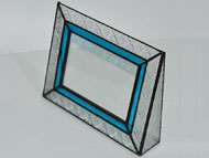 YNGT-09 Soldered Glass Picture Frame